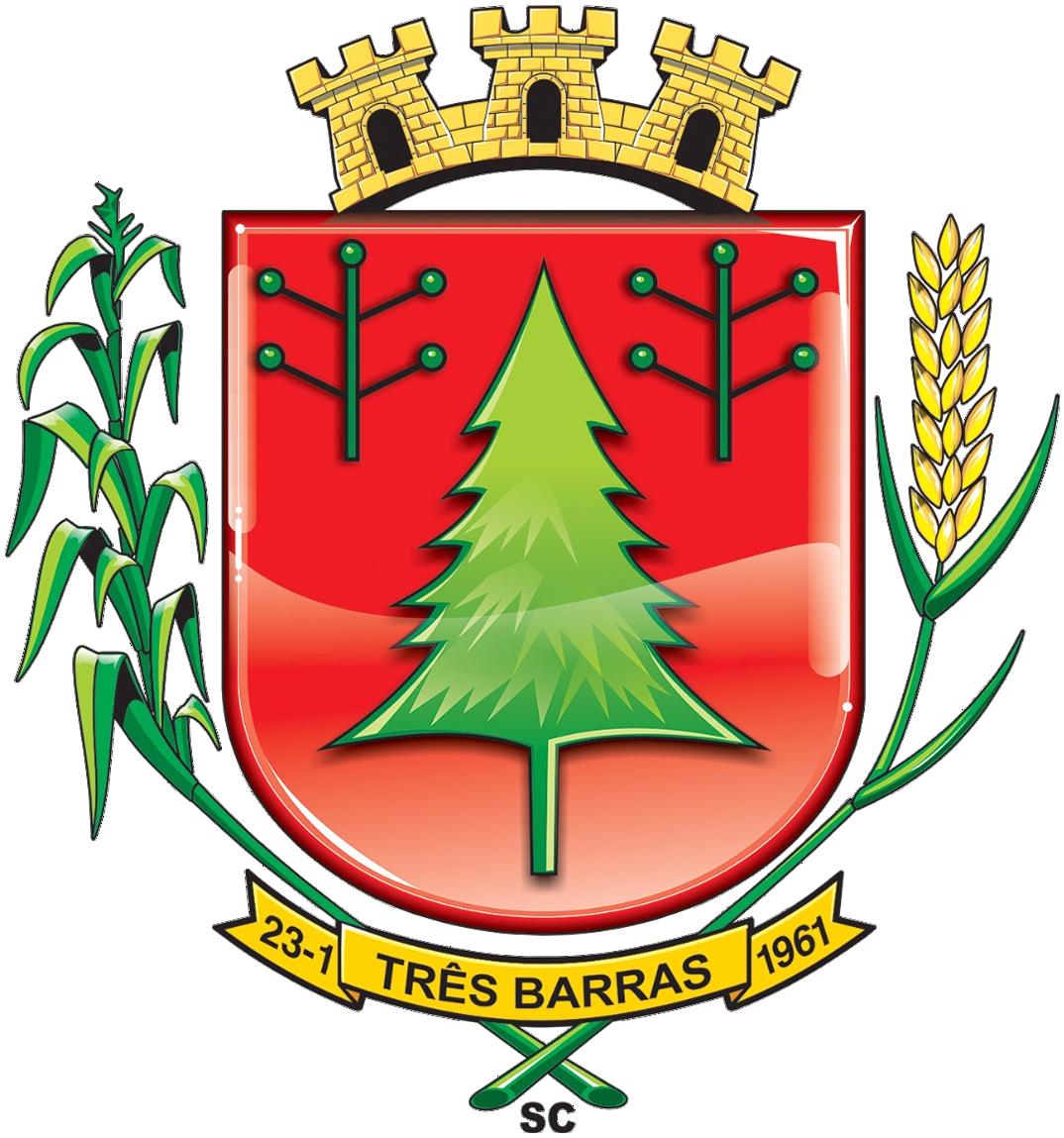 Logo Tipo de Três Barras