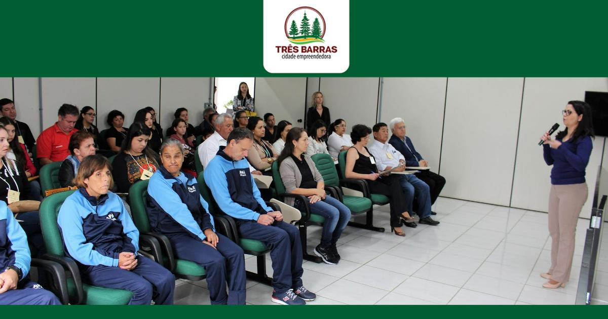 1ª Conferência Municipal debate direitos e define prioridades para as pessoas idosas em Três Barras