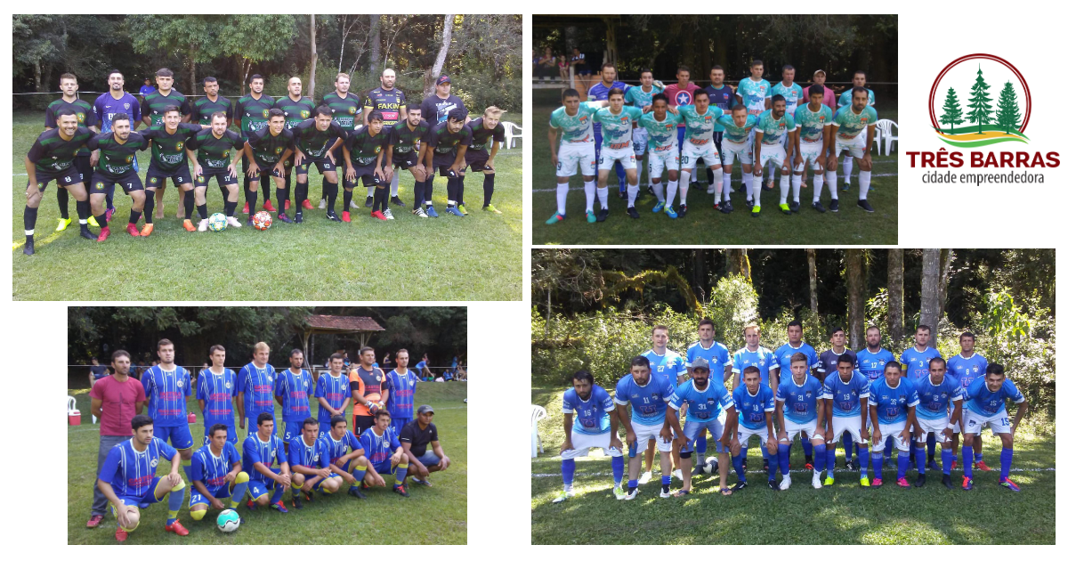 18 gols marcam rodada inicial da segunda fase da Copa Floresta de Futebol