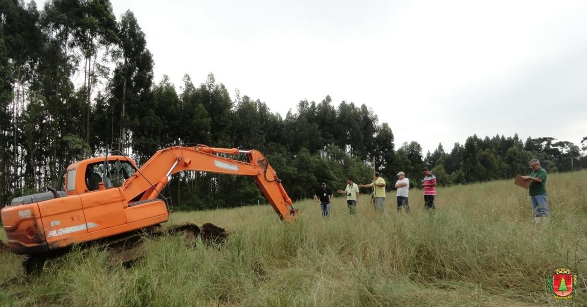 Agricultura e Epagri reúnem técnicos em curso sobre a construção de viveiros