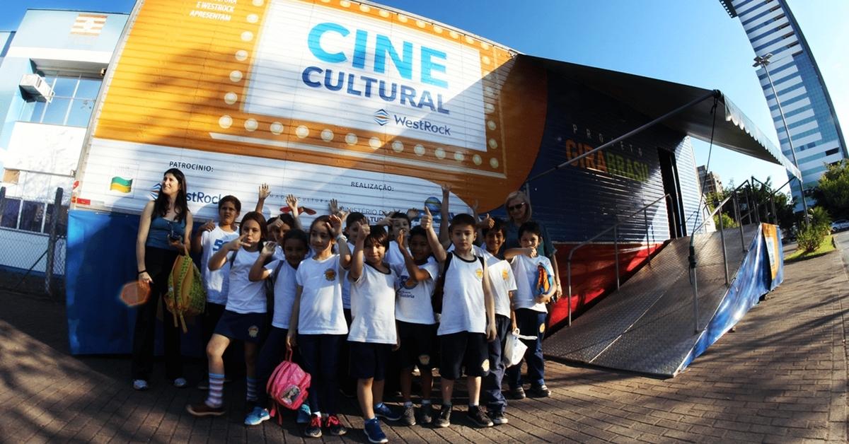 Cine Cultural: Três Barras terá cinema gratuito na próxima semana