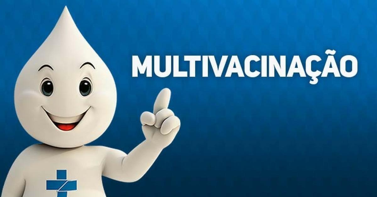 Começa nesta segunda-feira a Campanha Nacional de Multivacinação
