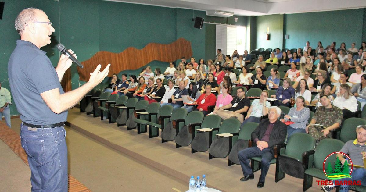 Conferência Municipal de Saúde debate políticas públicas e garantia de direitos em Três Barras