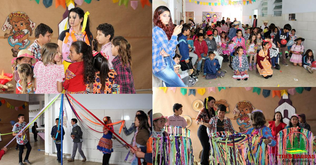 CRAS e Serviço de Convivência realizam Festa Julina no São Cristóvão
