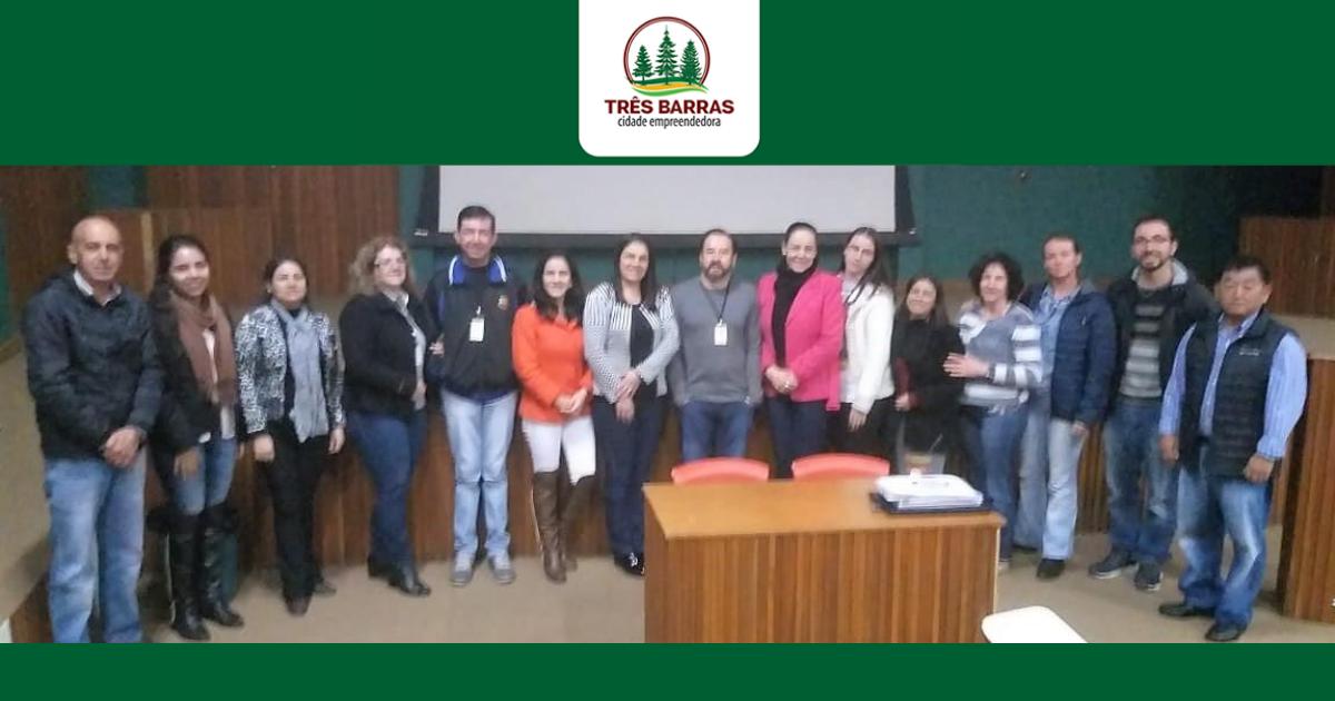 Definida a nova gestão do Conselho Municipal de Assistência Social de Três Barras