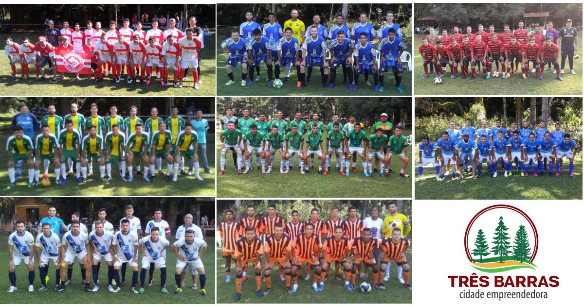 Definidos os dias e horários dos confrontos da terceira fase da Copa Floresta de Futebol