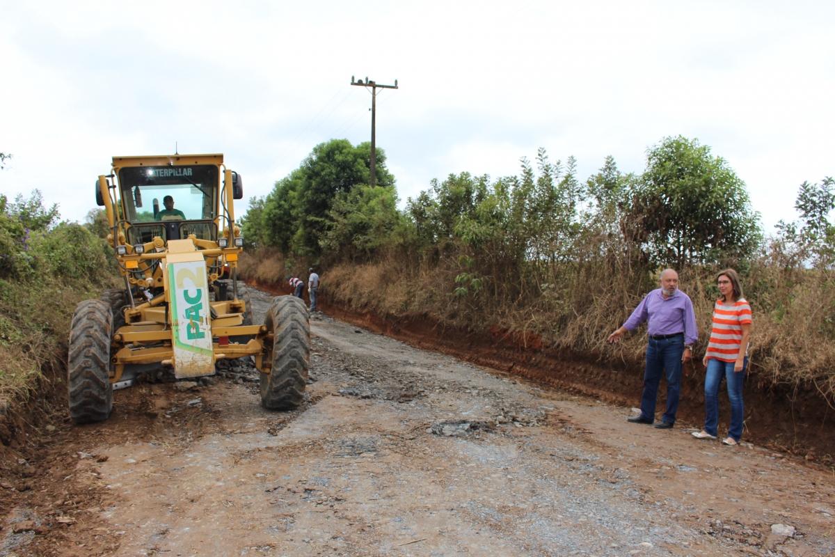 Desvio da Colônia Tigre será concluído no início da próxima semana