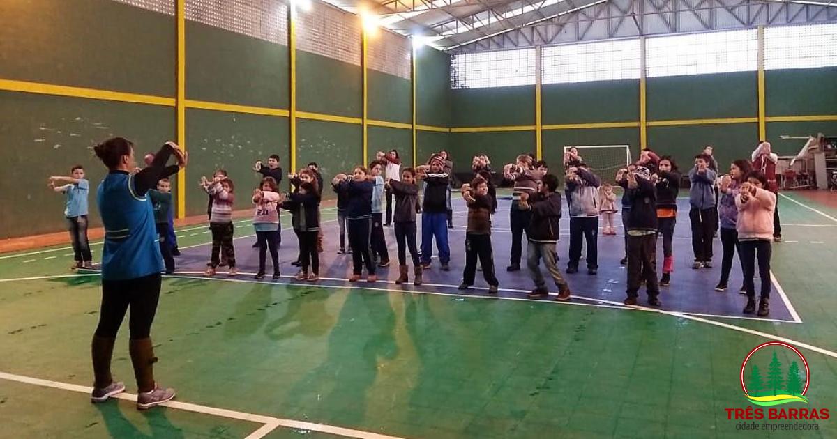 Dia do Desafio mobiliza 1825 pessoas contra o sedentarismo em Três Barras