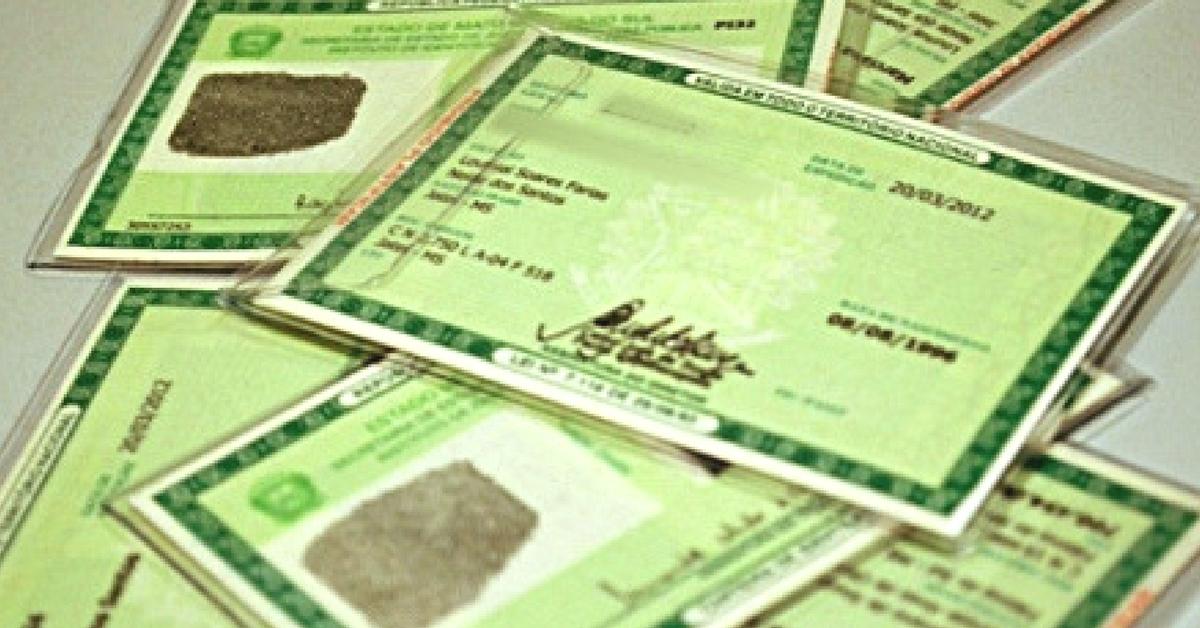 Documentos de identidade expedidos em 2016 estão disponíveis para retirada