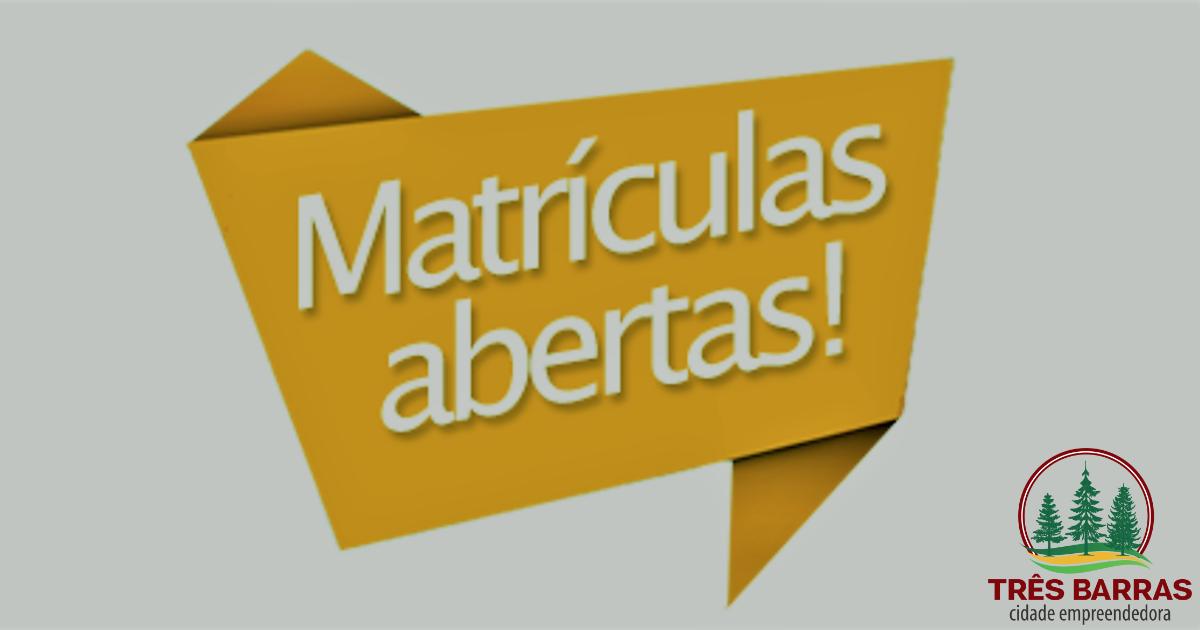 EJA e CEJA polo Guita Federmann abrem matrículas na próxima segunda-feira