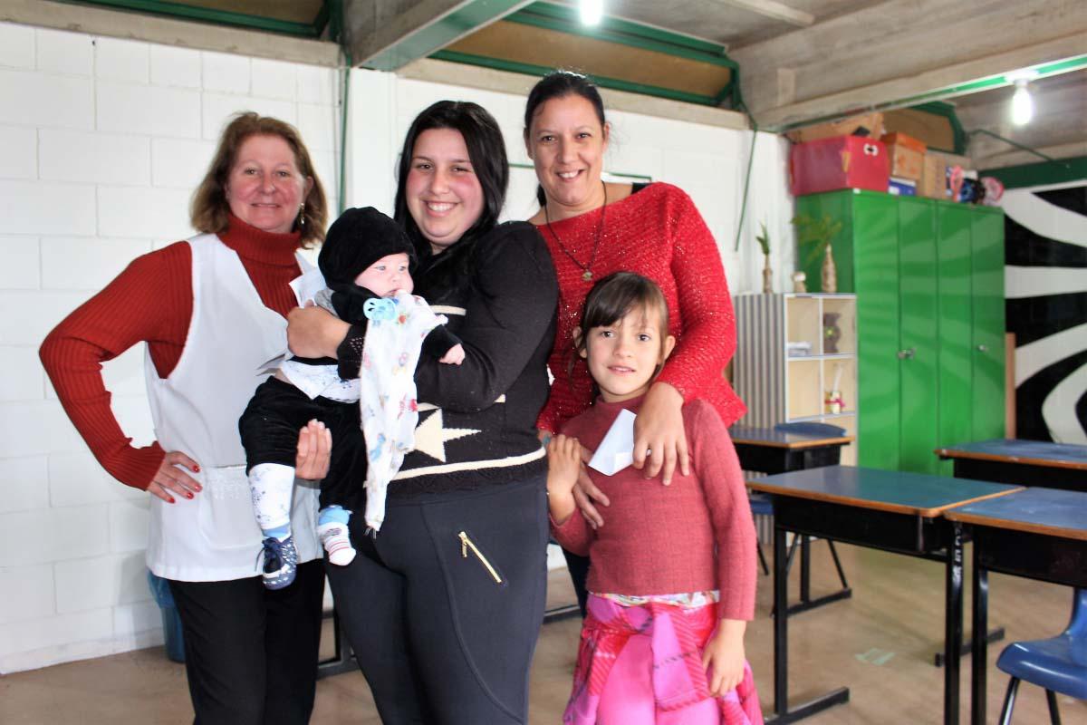 Escola João Pacheco de Miranda Lima abre suas portas aos pais de alunos e à comunidade do São Cristóvão