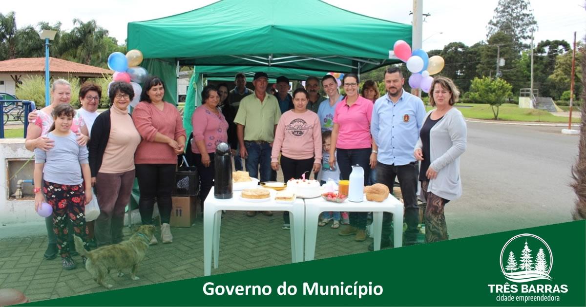 FEIRINHA DOS AGRICULTORES FAMILIARES COMPLETA O SEU PRIMEIRO ANO DE ATIVIDADES NO MUNICÍPIO