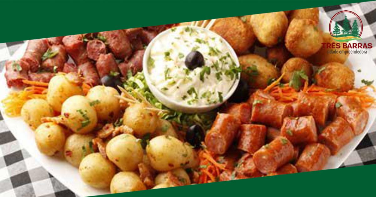 Festival Gastronômico Comida de Boteco começa nesta quinta-feira