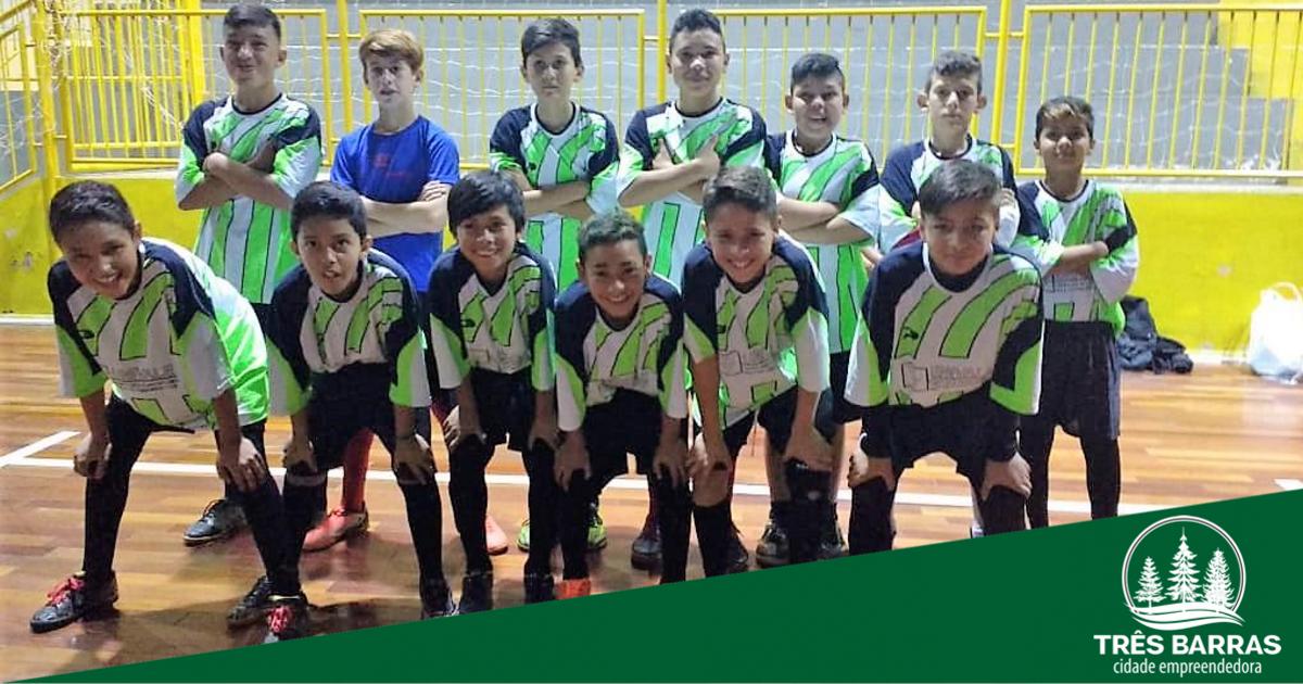 Futsal Livre definirá últimos classificados na rodada da próxima sexta-feira