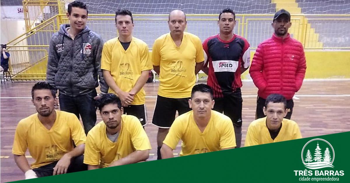Futsal Livre e Infantil começa a definir os últimos classificados à próxima fase