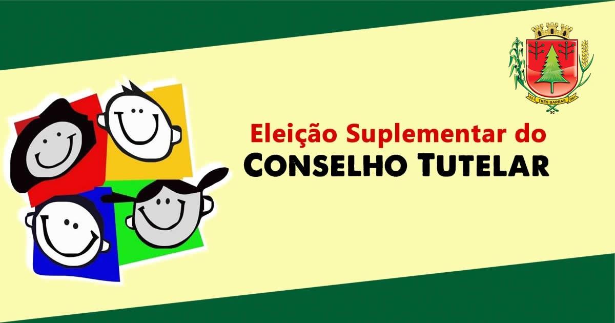 Gabarito da Prova Escrita para os Candidatos Inscritos para a Eleição Suplementar do Conselho Tutelar de Três Barras