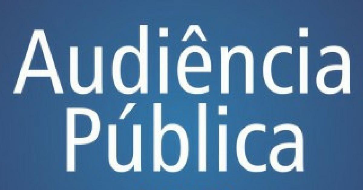 LOA será debatida em audiência pública nesta quinta-feira