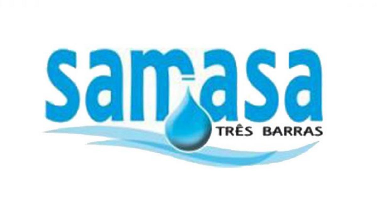 Manutenção em adutora que abastece Três Barras vai interromper o fornecimento de água nesta quarta-feira
