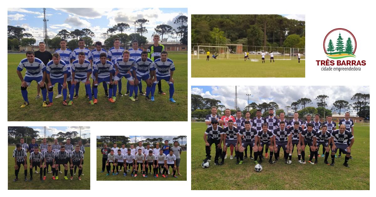 Mili e BEC goleiam pela rodada inicial do Campeonato Municipal de Futebol de Três Barras