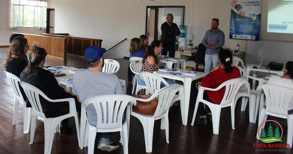 Orientações, oficina e consultoria marcam programação da Semana do MEI em Três Barras