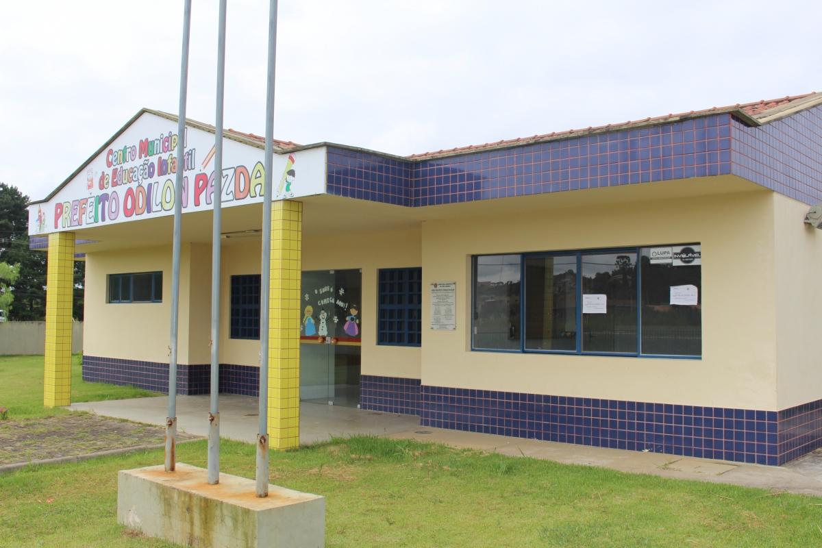 Plantões iniciam em duas creches municipais de Três Barras