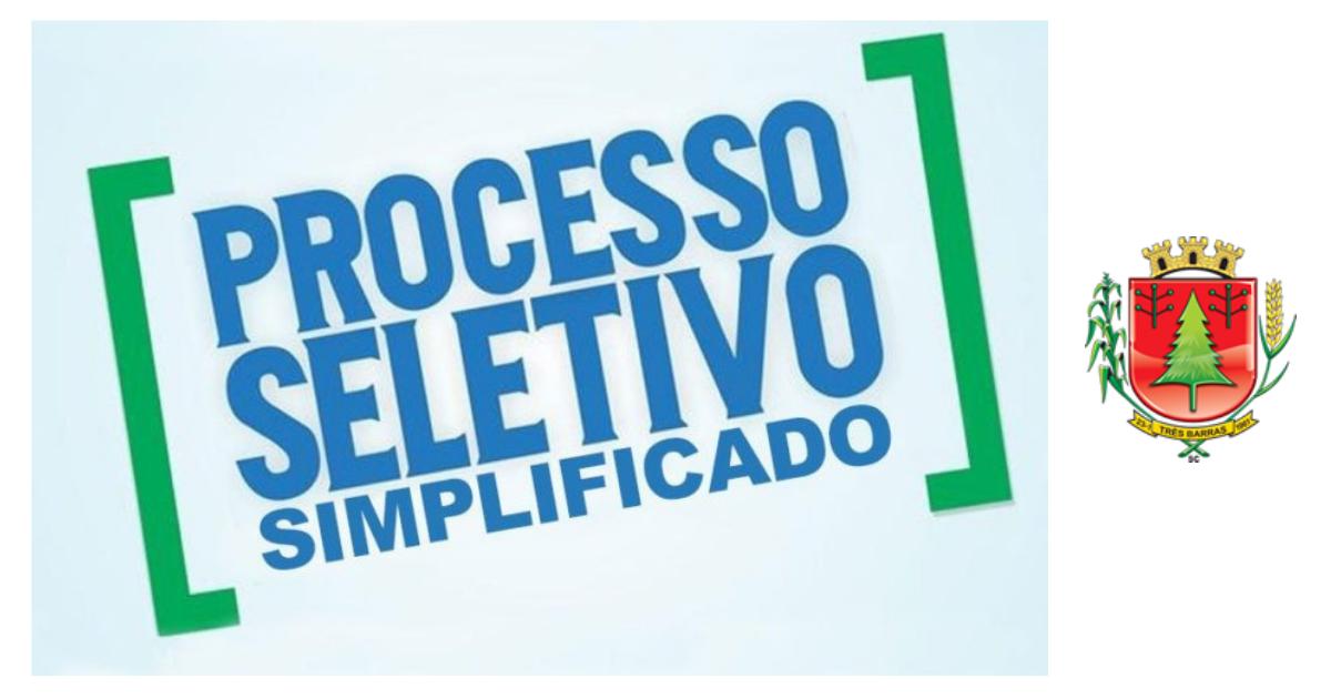 Prefeitura de Três Barras abre inscrições para processo seletivo de contratação temporária de profissionais de saúde
