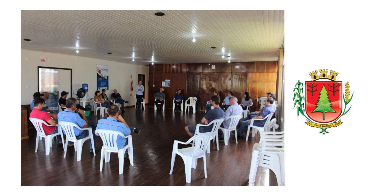 Prefeitura de Três Barras vai decretar paralisação de obras na construção civil