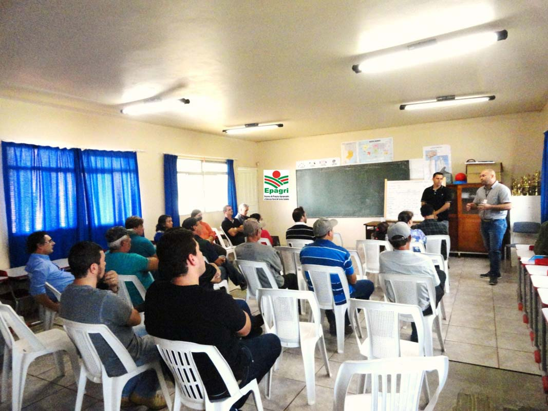Prefeitura e Epagri fecham parceria para o fortalecimento da piscicultura em Três Barras