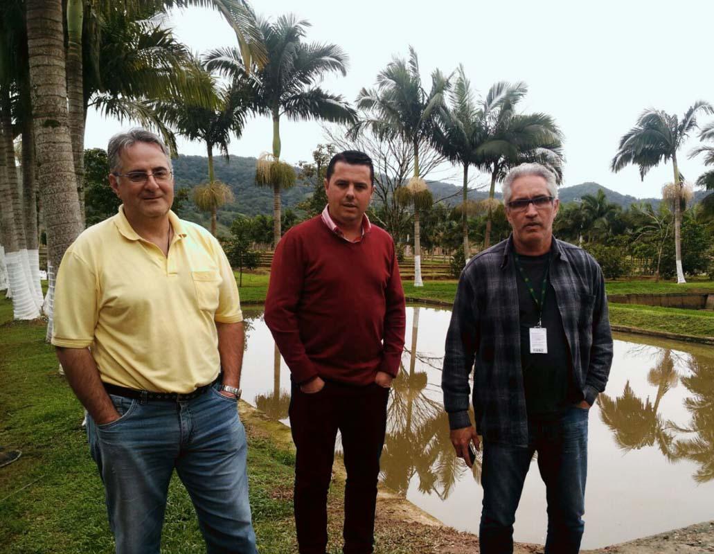 Prefeitura e Epagri visam intermediar compra e entrega de alevinos a preços mais acessíveis aos produtores