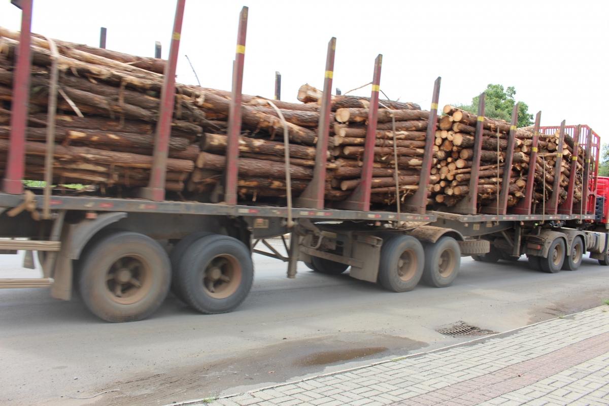 Prefeitura estuda implantar pedágio para caminhões que circulam por ruas do centro de Três Barras