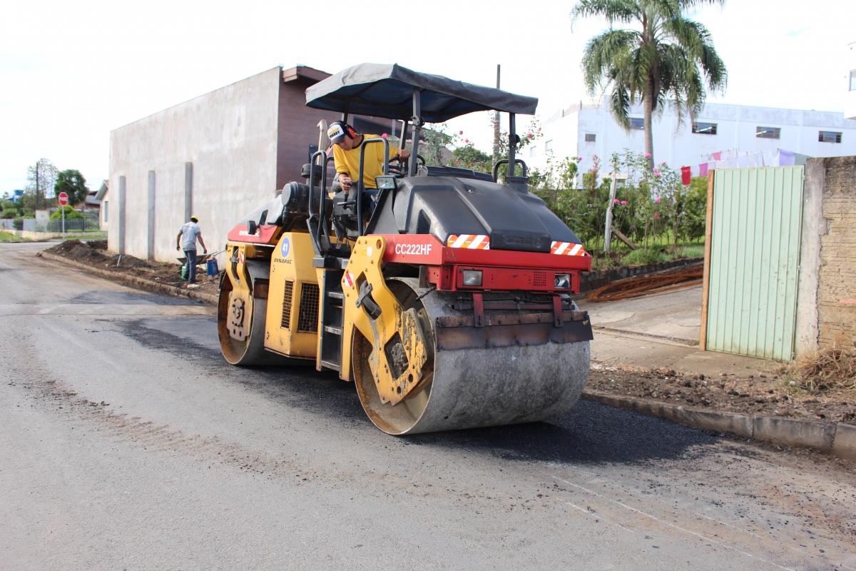 Prefeitura inicia nova fase da operação tapa buracos em Três Barras