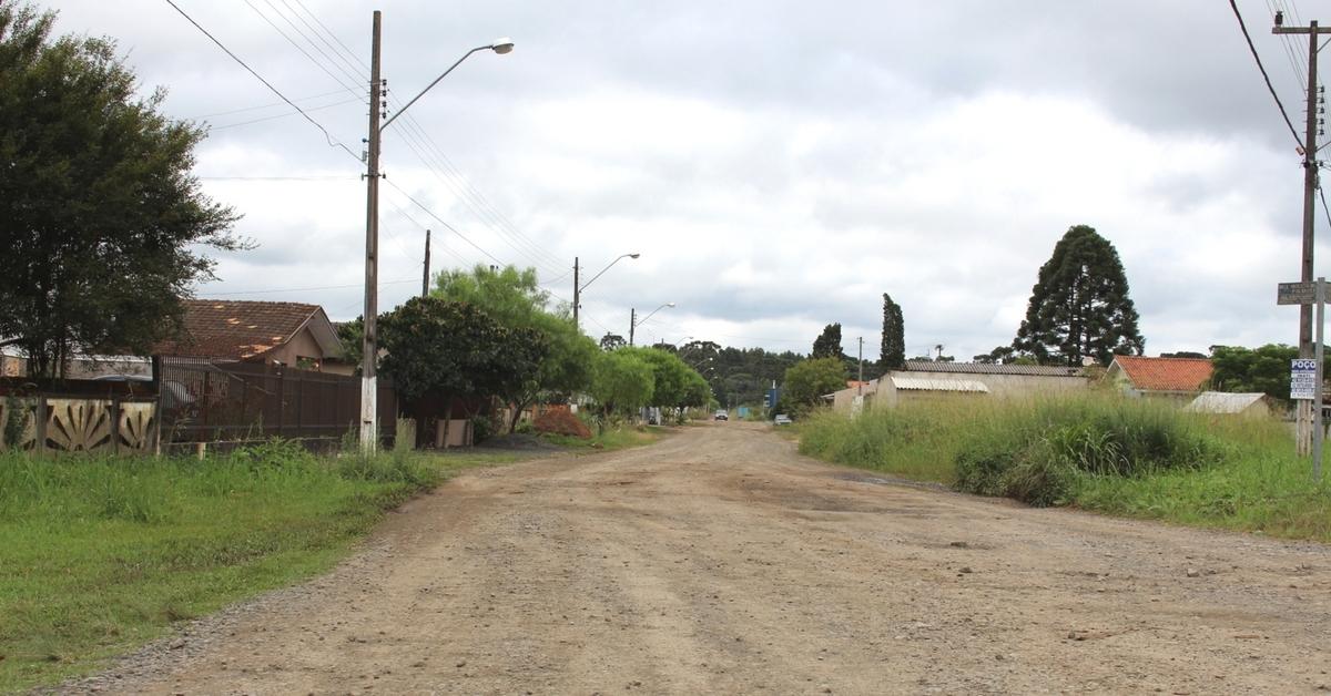 Prefeitura lançará licitação para pavimentação de ruas em Três Barras
