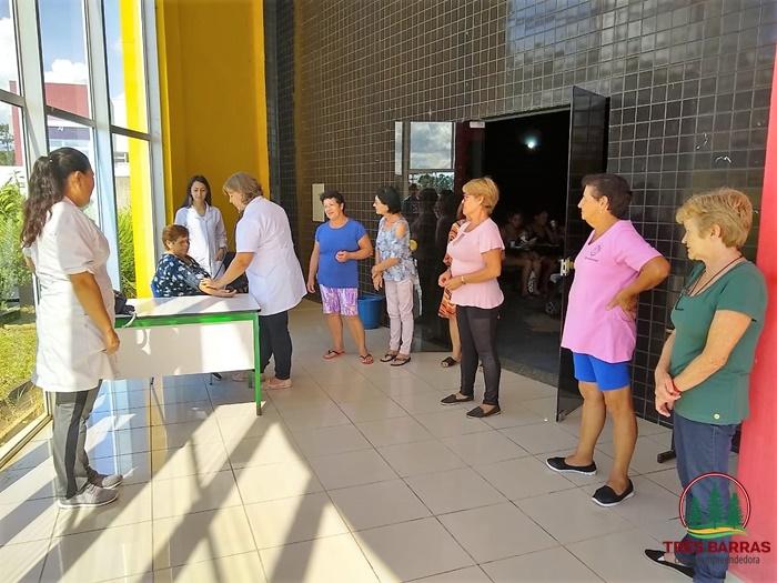 390e9e0b542 Prefeitura promove ações pelo Dia Internacional da Mulher em Três ...