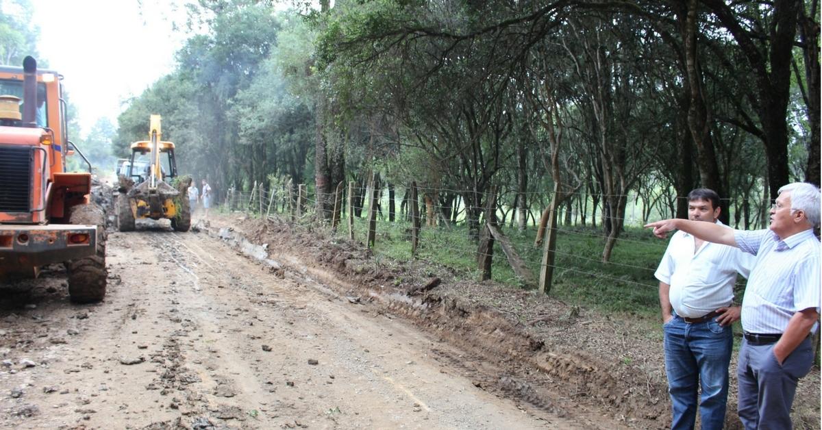 Prefeitura retoma obras no desvio da Colônia Tigre
