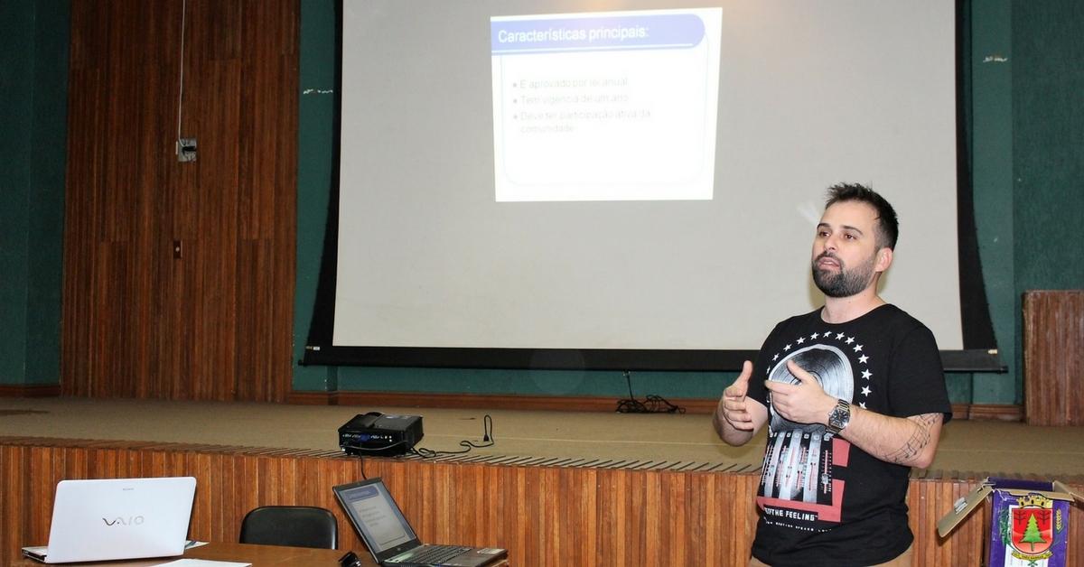 Prévia do orçamento 2018, LDO é debatida em Três Barras
