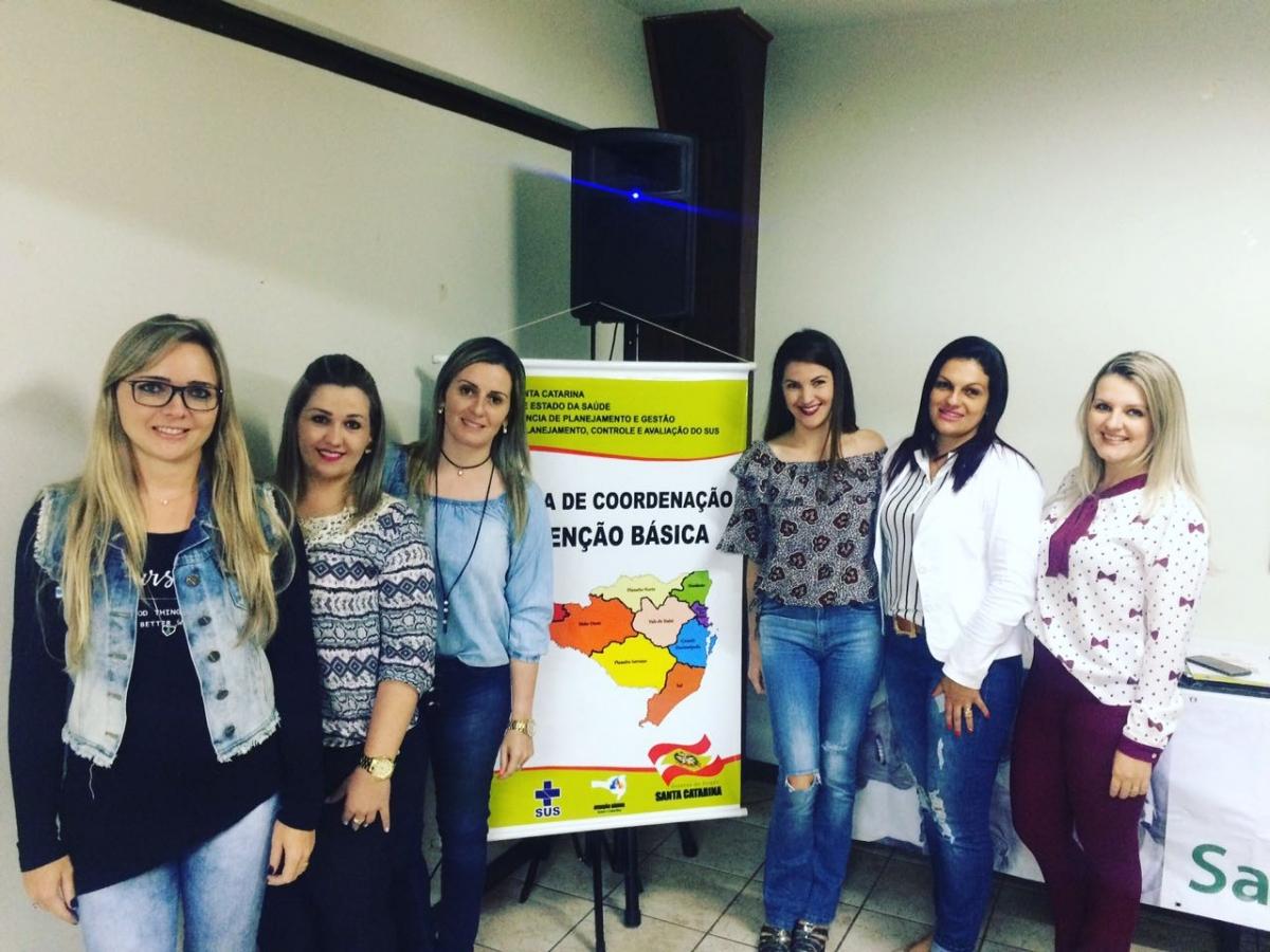 Profissionais participam de capacitação em Atenção à Saúde da Pessoa Idosa