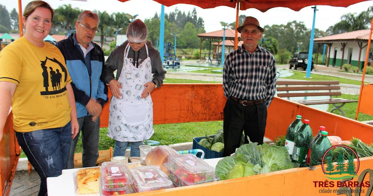 Quarta-feira é dia de mais uma edição da Feira da Agricultura Familiar