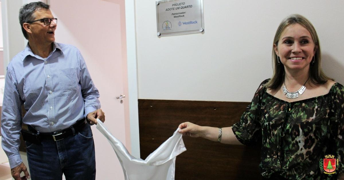 Reinaugurados quartos da ala cirúrgica da Fundação Hospitalar