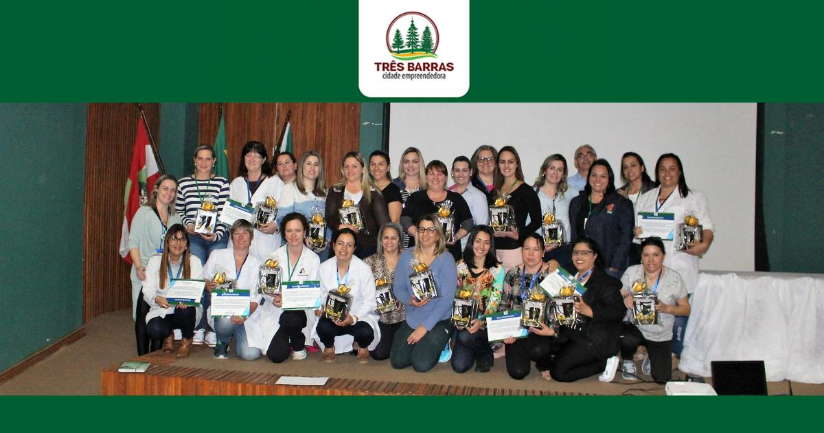 Saúde de Três Barras tem atuação reconhecida por sucesso em campanhas de vacinação