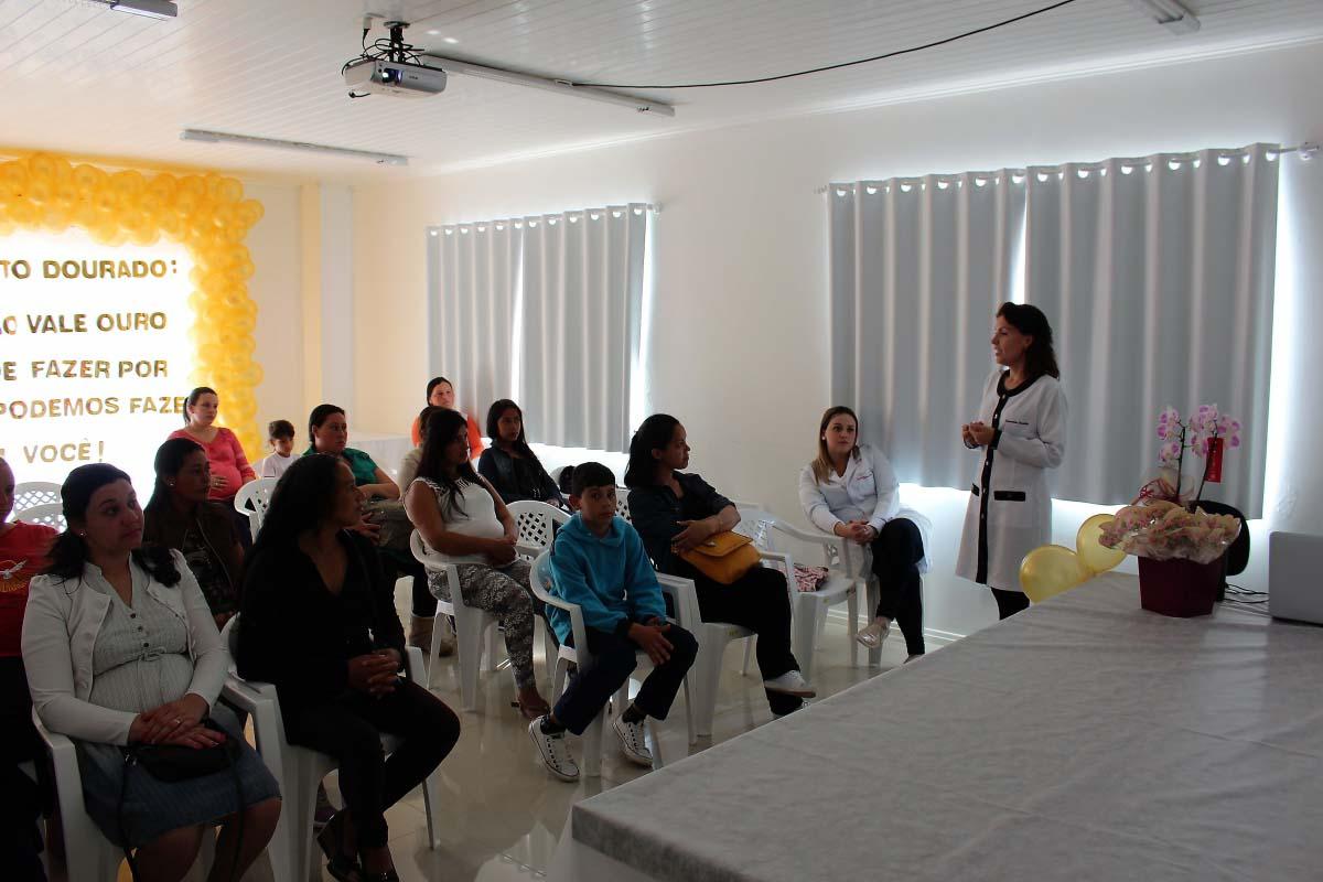 Saúde promove ações voltadas a jovens, adultos, idosos acamados e gestantes de Três Barras