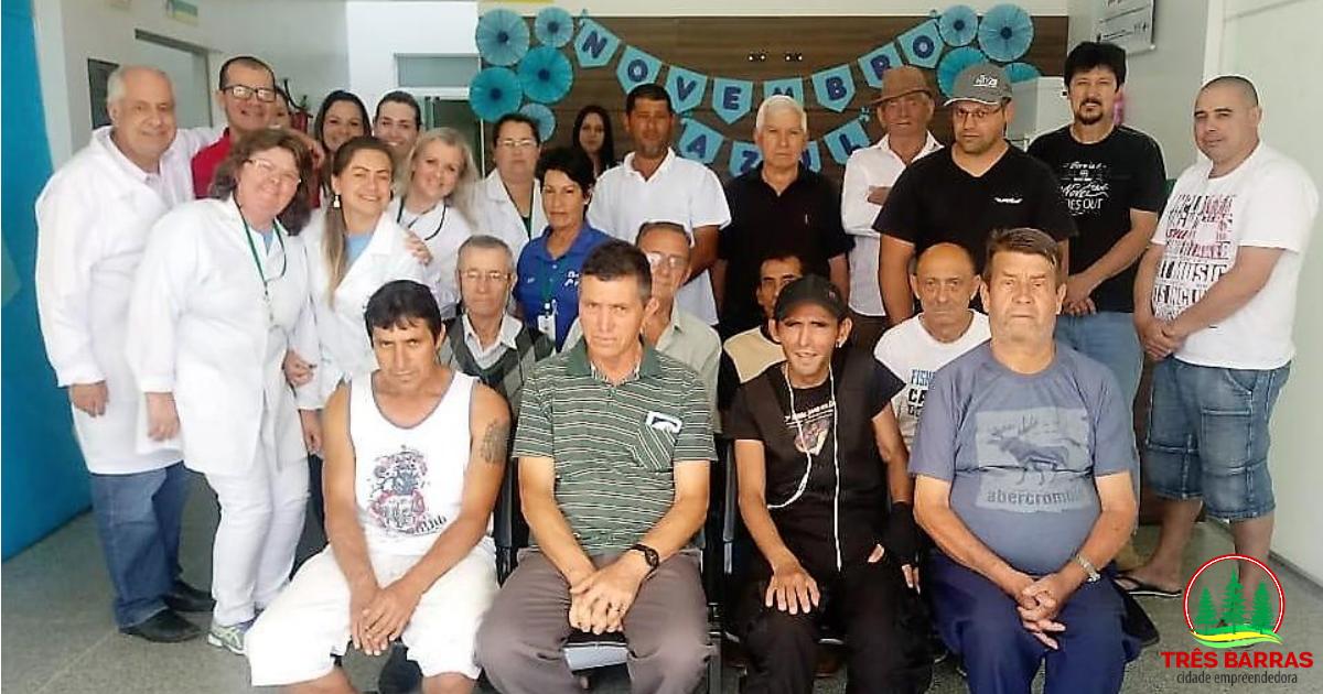 Secretaria de Saúde finaliza campanha Novembro Azul