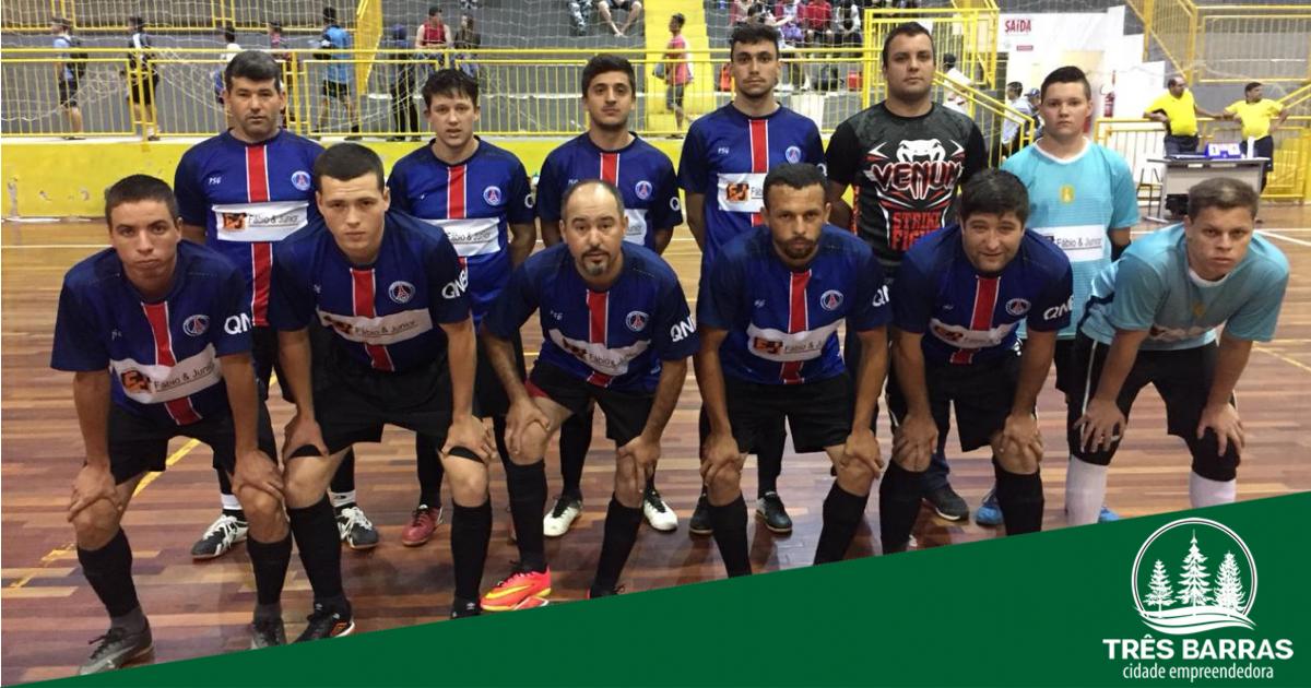 Segunda fase do Futsal Livre começa com dez gols em três partidas