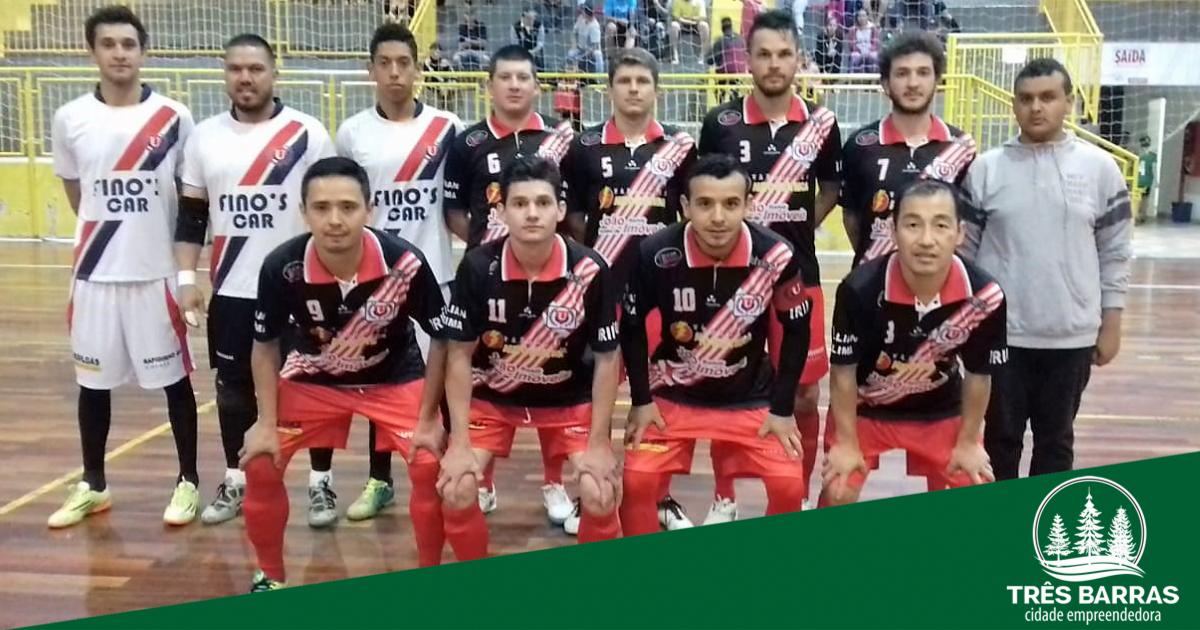 Segunda rodada do Municipal de Futsal tem média de 7,5 gols por partida