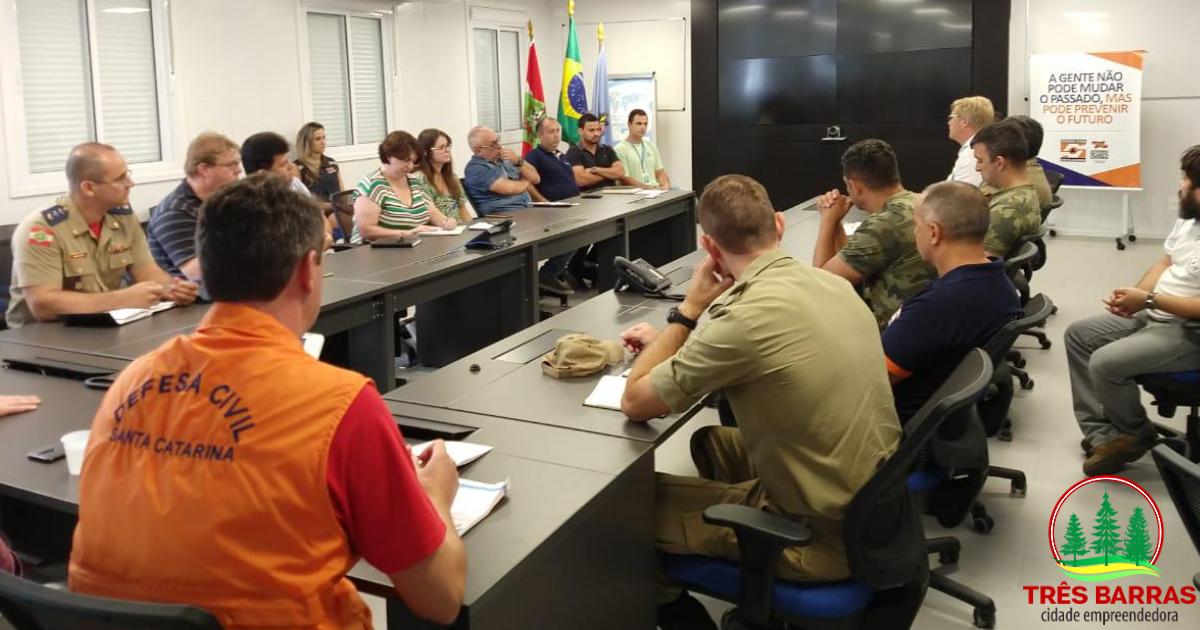 """""""Situação é de atenção"""": escassez de chuva poderá afetar moradores do perímetro urbano de Três Barras"""