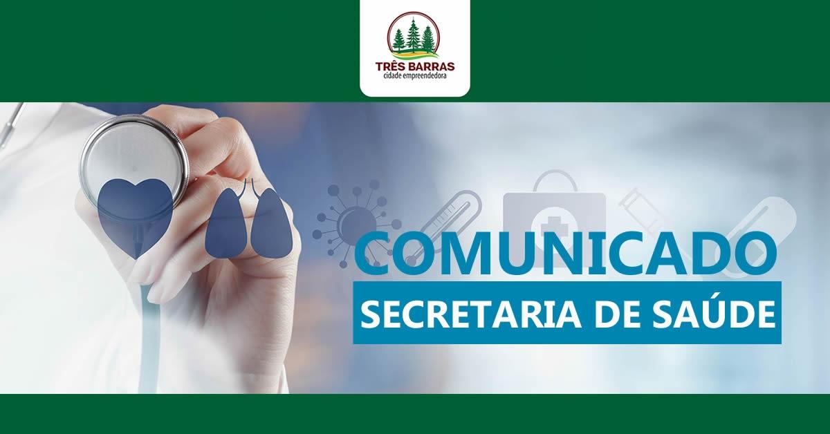 Telefone da Unidade de Saúde Dr. Mário Mussi está temporariamente indisponível