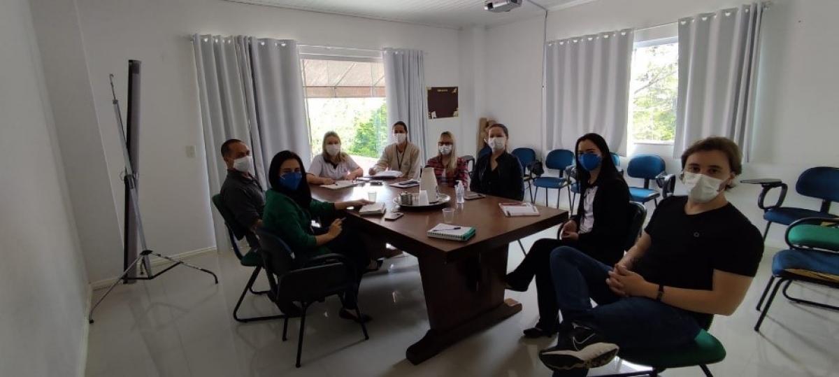 TRÊS BARRAS IMPLANTA PROGRAMA DE INFRAESTRUTURA NA FUNDAÇÃO HOSPITALAR