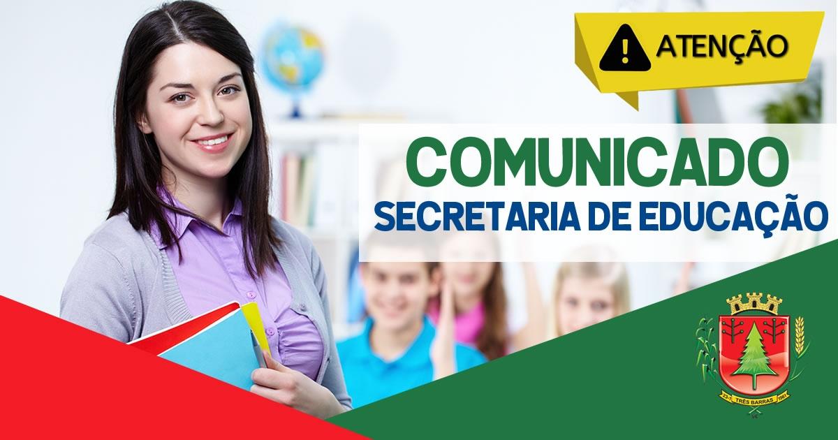 TRÊS BARRAS INVESTE EM EDUCAÇÃO EMPREENDEDORA