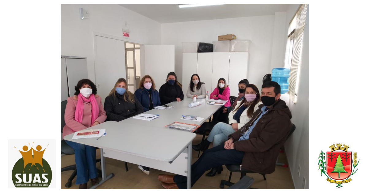 Três Barras lança Plano de Contingência da Política de Assistência Social para enfrentamento à pandemia da Covid-19