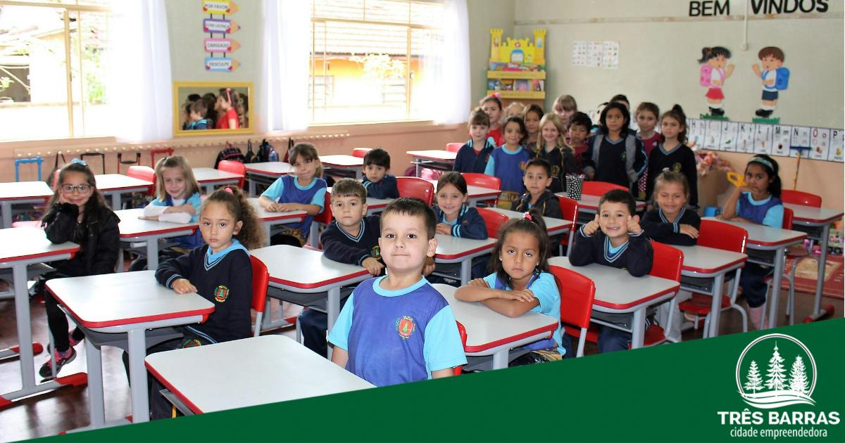 Rematrículas e matrículas na rede municipal de ensino acontecem em novembro
