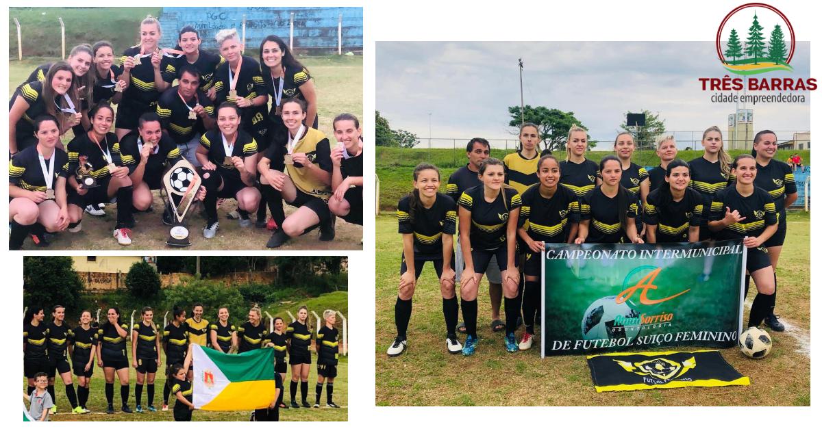 Tróia FC conquista título de Futebol Suíço e decide hoje o Intermunicipal de Futsal em Papanduva
